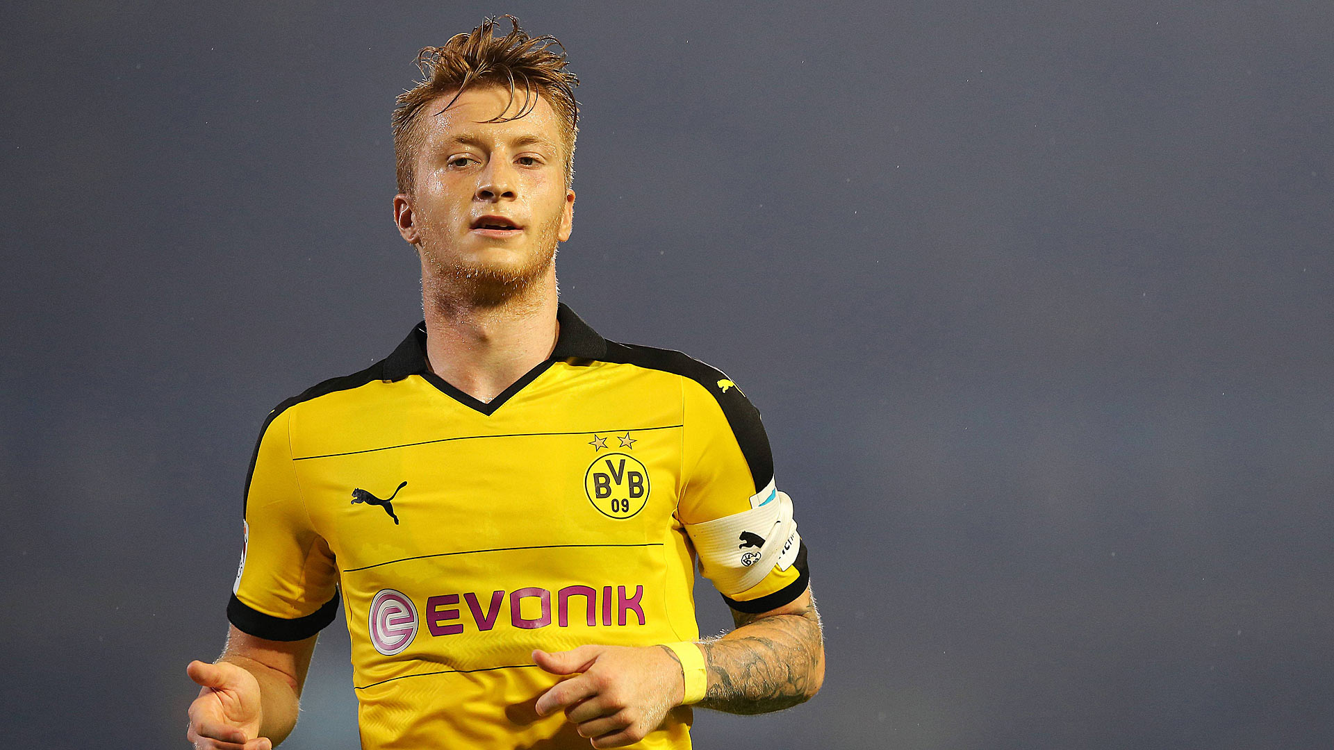 Marco Reus faz sucesso na Alemanha