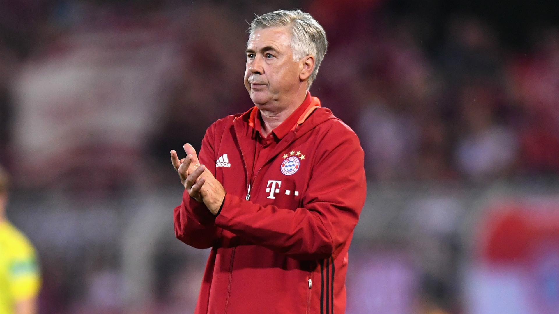 Jogadores do Bayern exaltam a 'liderança silenciosa' de Ancelotti