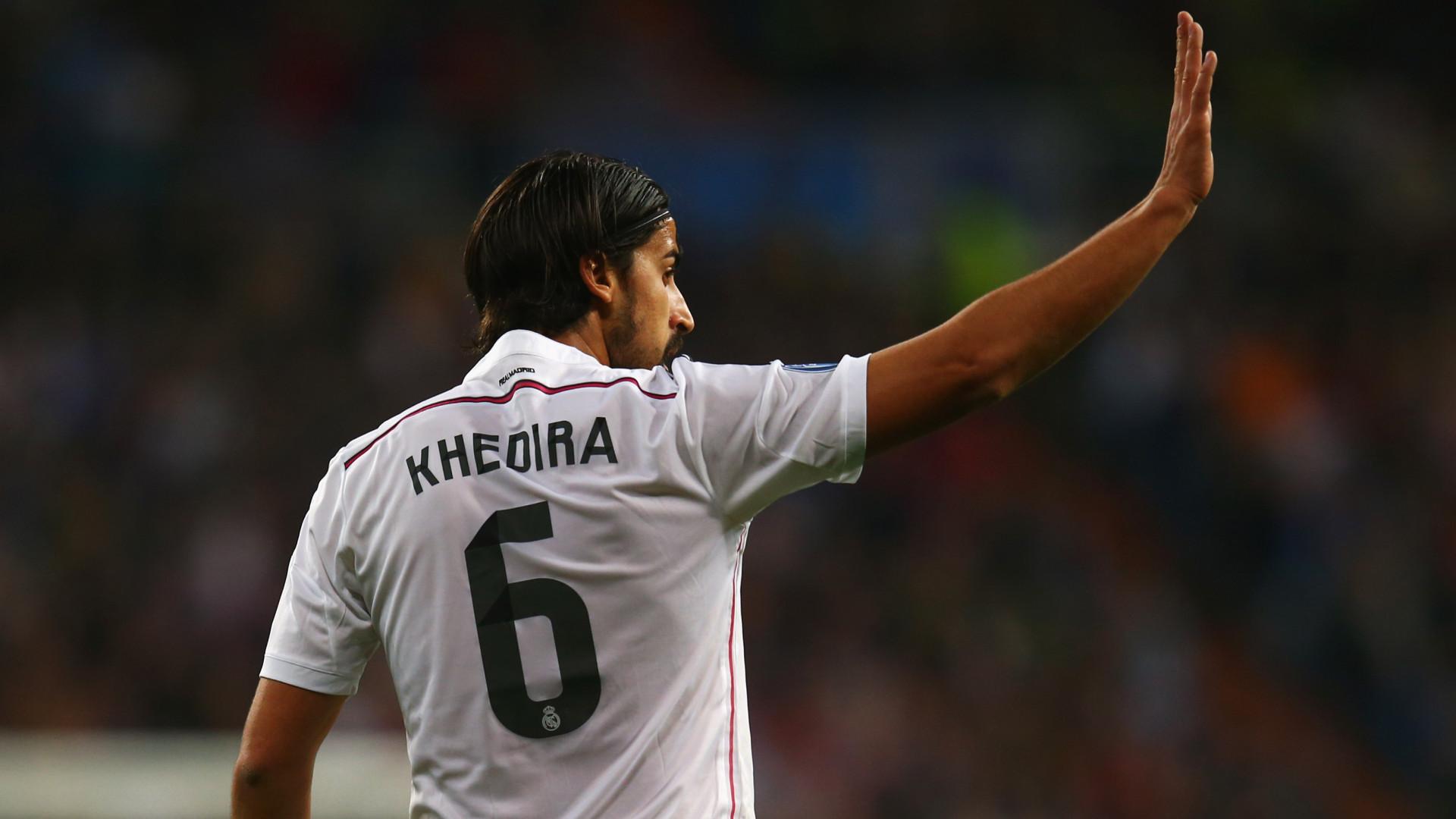 """Perto do adeus, Khedira revela: """"Será difícil deixar o Real Madrid"""""""