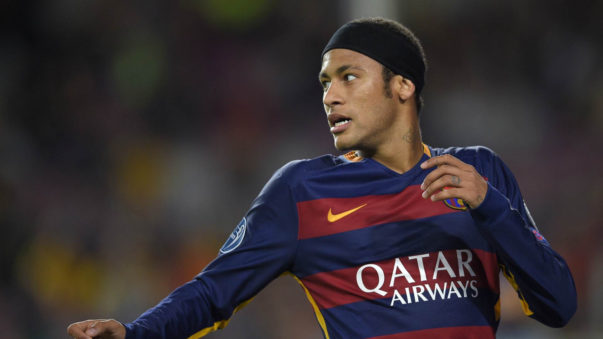 Neymar: I don't like watching football
