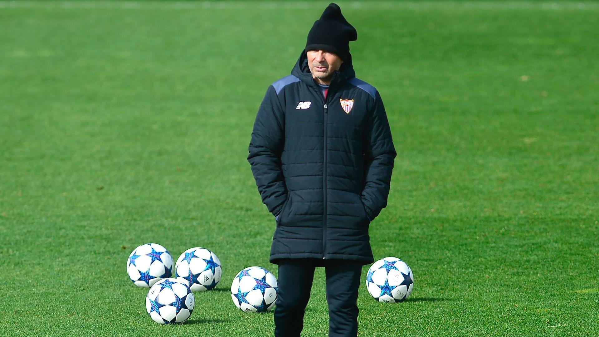 Jorge Sampaoli Sevilla FC