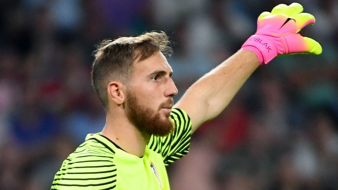 Jan Oblak Atletico Madrid Champions League