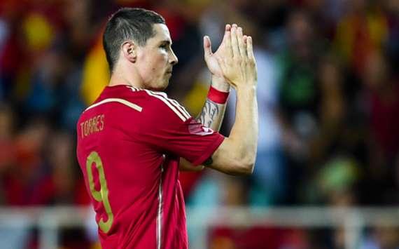 Dicoret Spanyol, Torres tak terganggu.