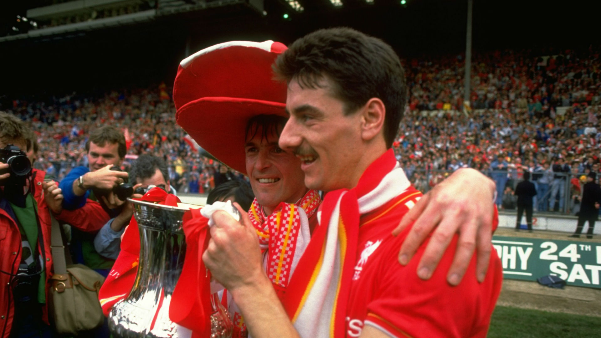 Who is Ian Rush? The Liverpool legend whose goalscoring ...
