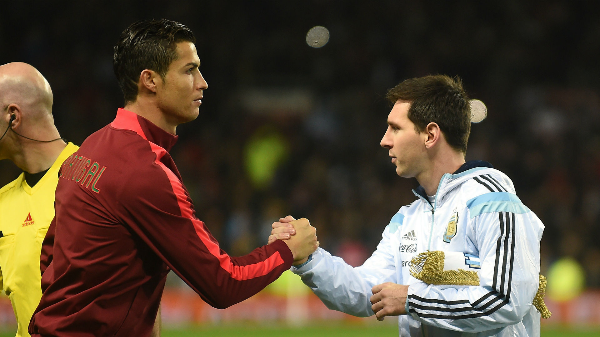 Image result for Ronaldo won the Champions League and the European Championships, he scored a lot of goals, yes, but the best, the best footballer is Messi.
