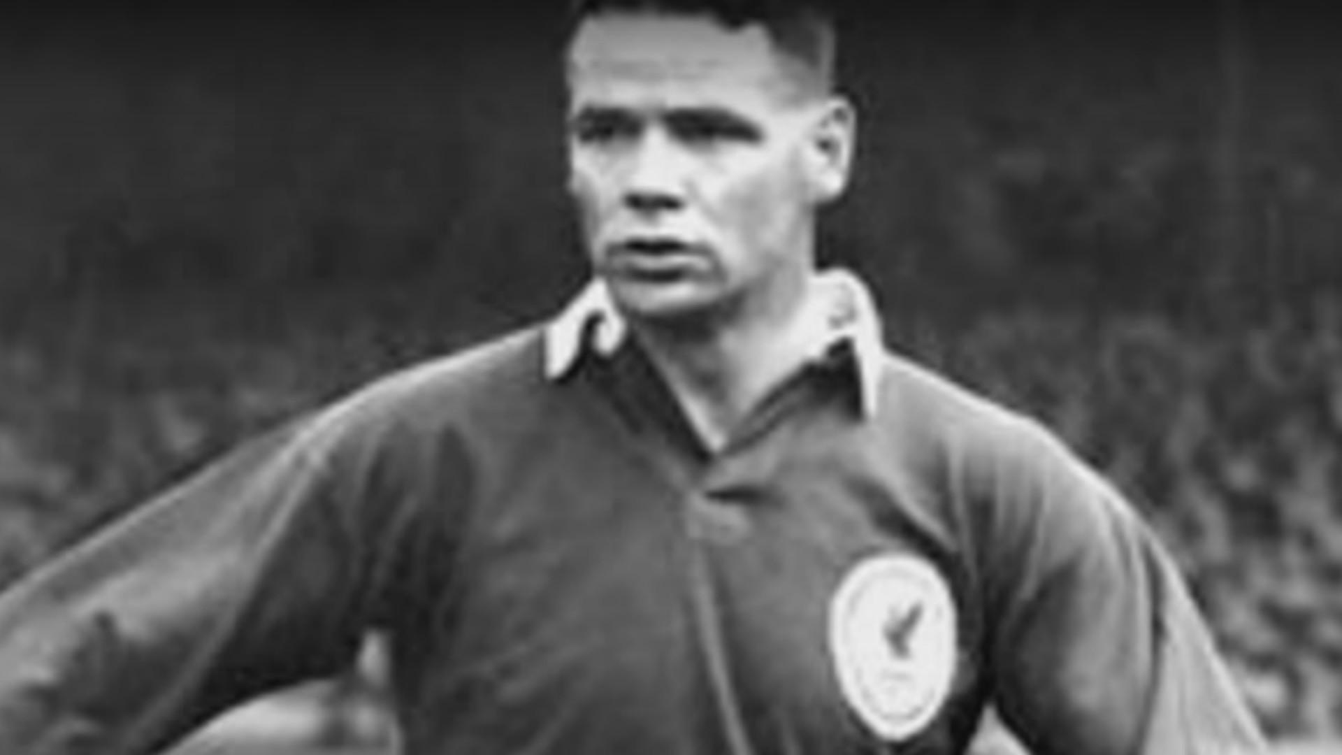 HD Billy Liddell Liverpool