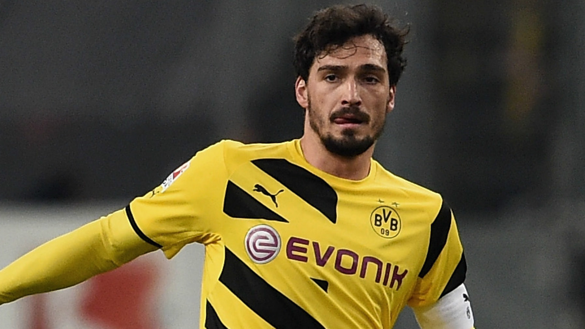 Hummels é uma das estrelas do Borussia Dortmund