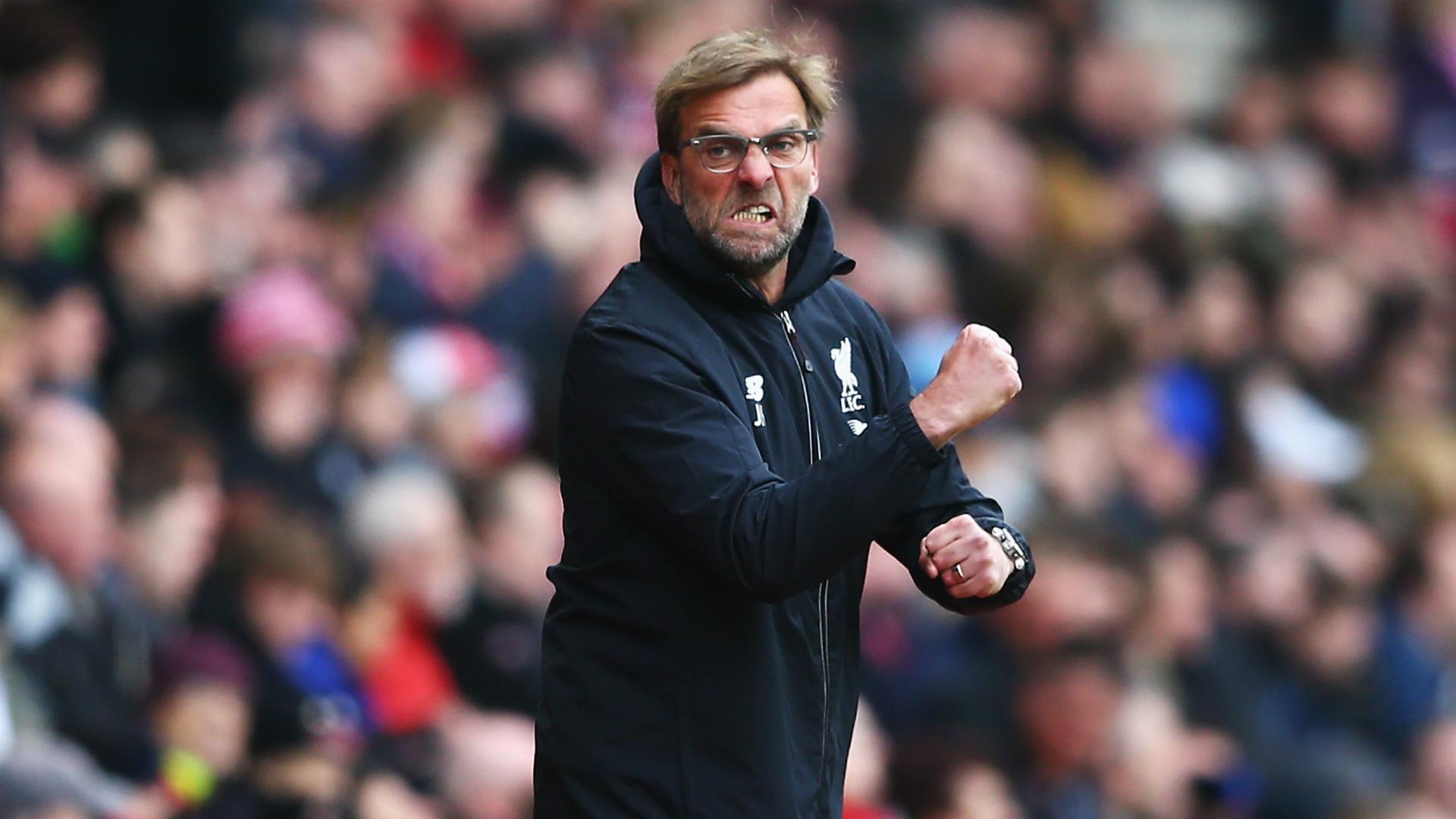 Investida do Liverpool por Gotze mostra que Jurgen Klopp é quem dá as cartas em Anfield