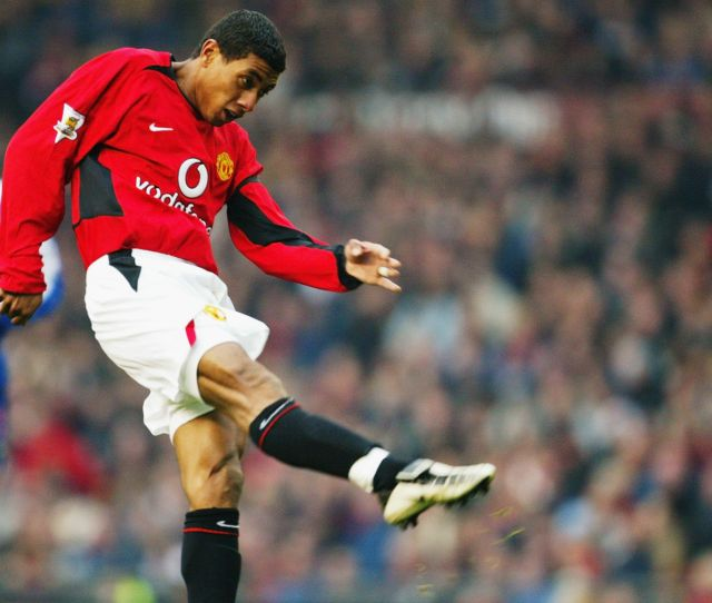 Kleberson Manchester United