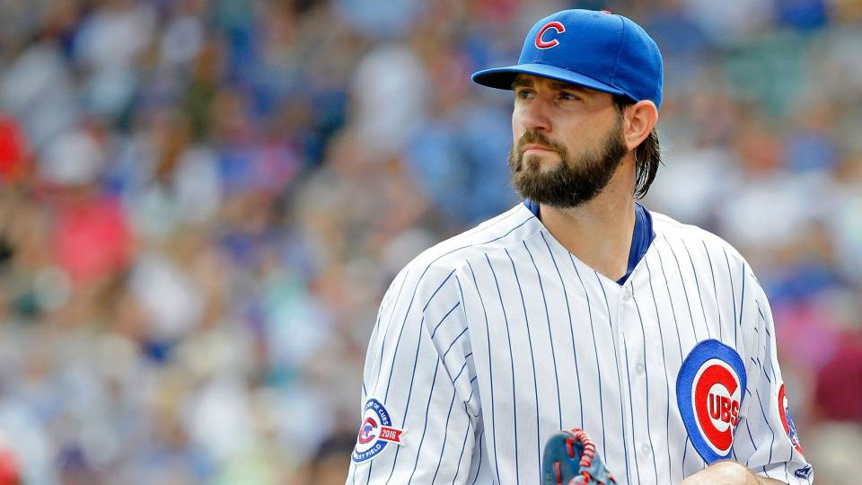 Royals Reportedly Agree To Deal With Jason Hammel Best FA