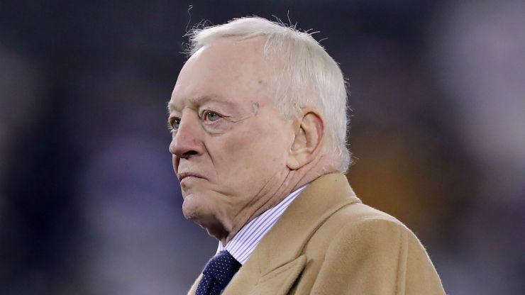 Jerry Jones harto de la depresión de los Cowboys, pero nuevamente rechaza el cambio de entrenador en la temporada 10