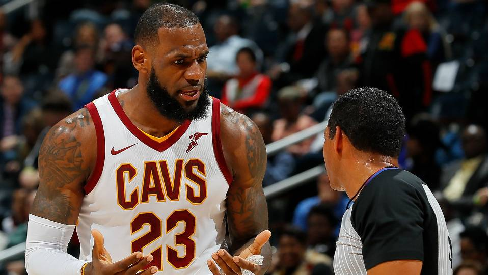 LeBron James has theory about why he's not getting more ...