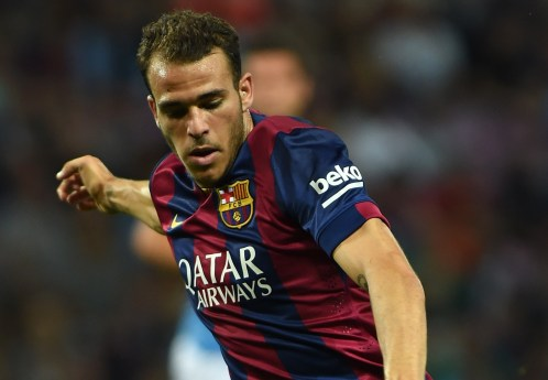 Barcelona reject Betis bid for Sandro to clear path for Tottenham