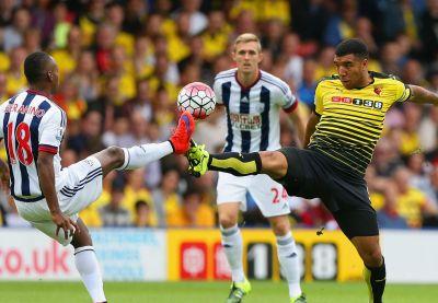 Watford 0-0 West Brom: Berahino misses sitter as Rondon makes debut