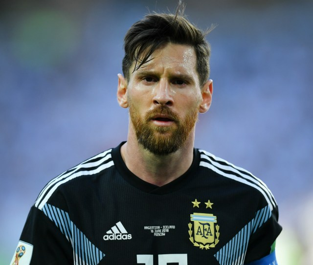 World Cup  Fan Bikes  Miles In Hopes Of Meeting Lionel Messi Soccer Sporting News