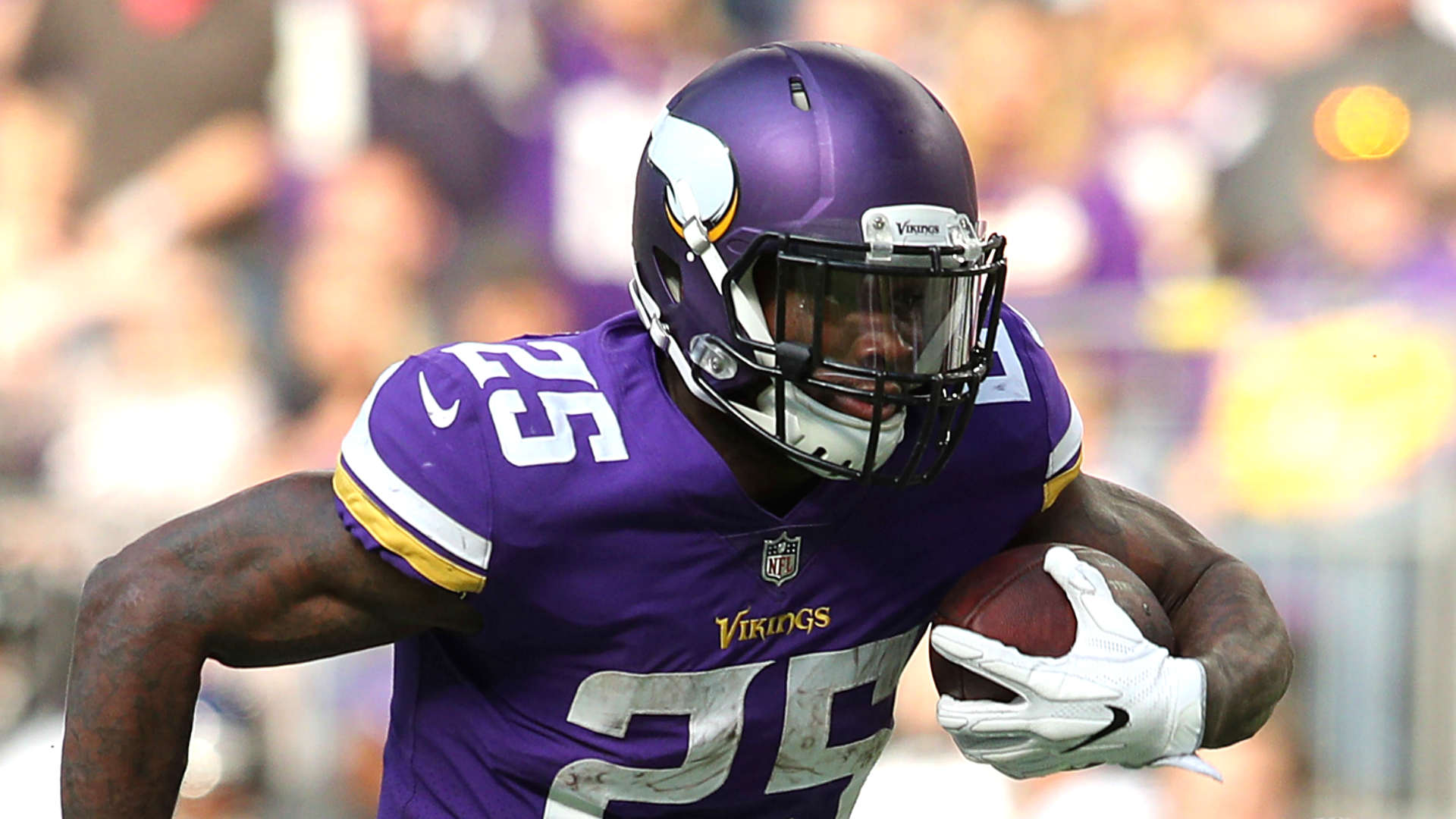 Three questions with Vikings RB Latavius Murray | NFL ...