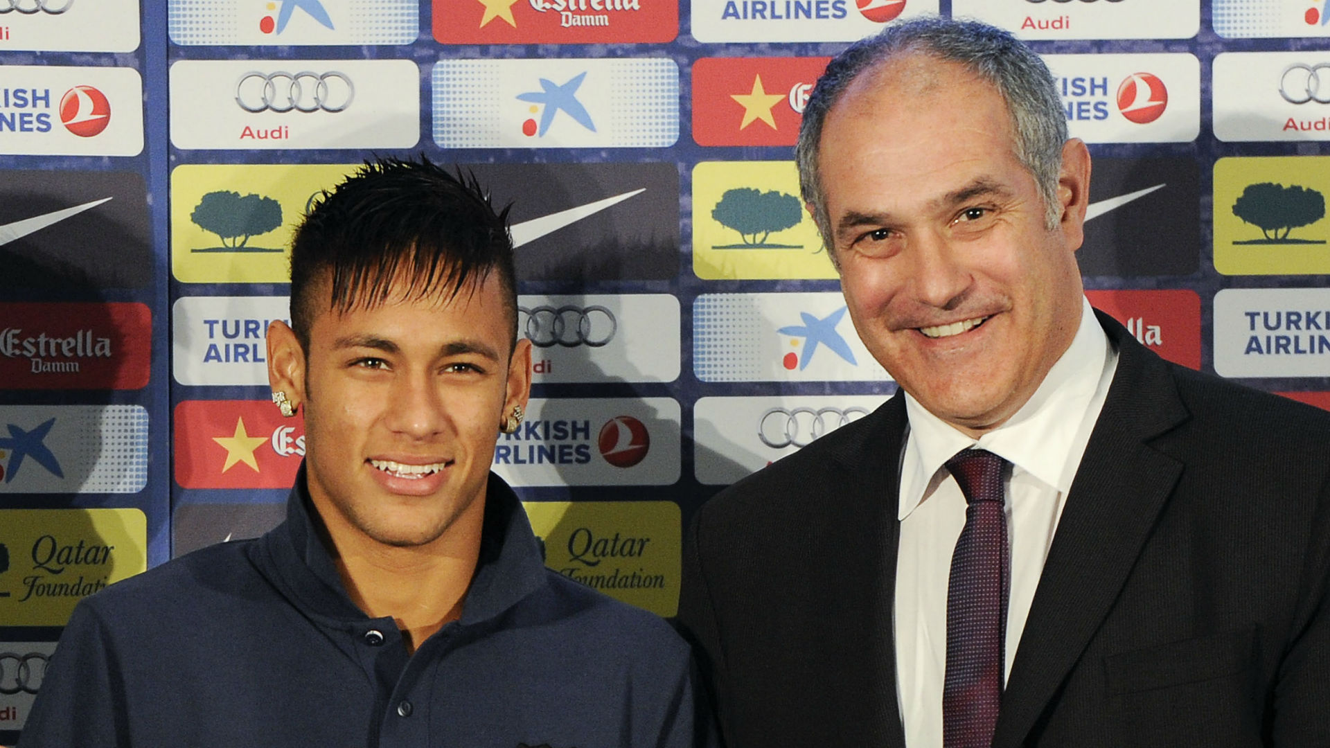 Neymar is very, very, very happy at Barca - Zubizarreta on Madrid rumours