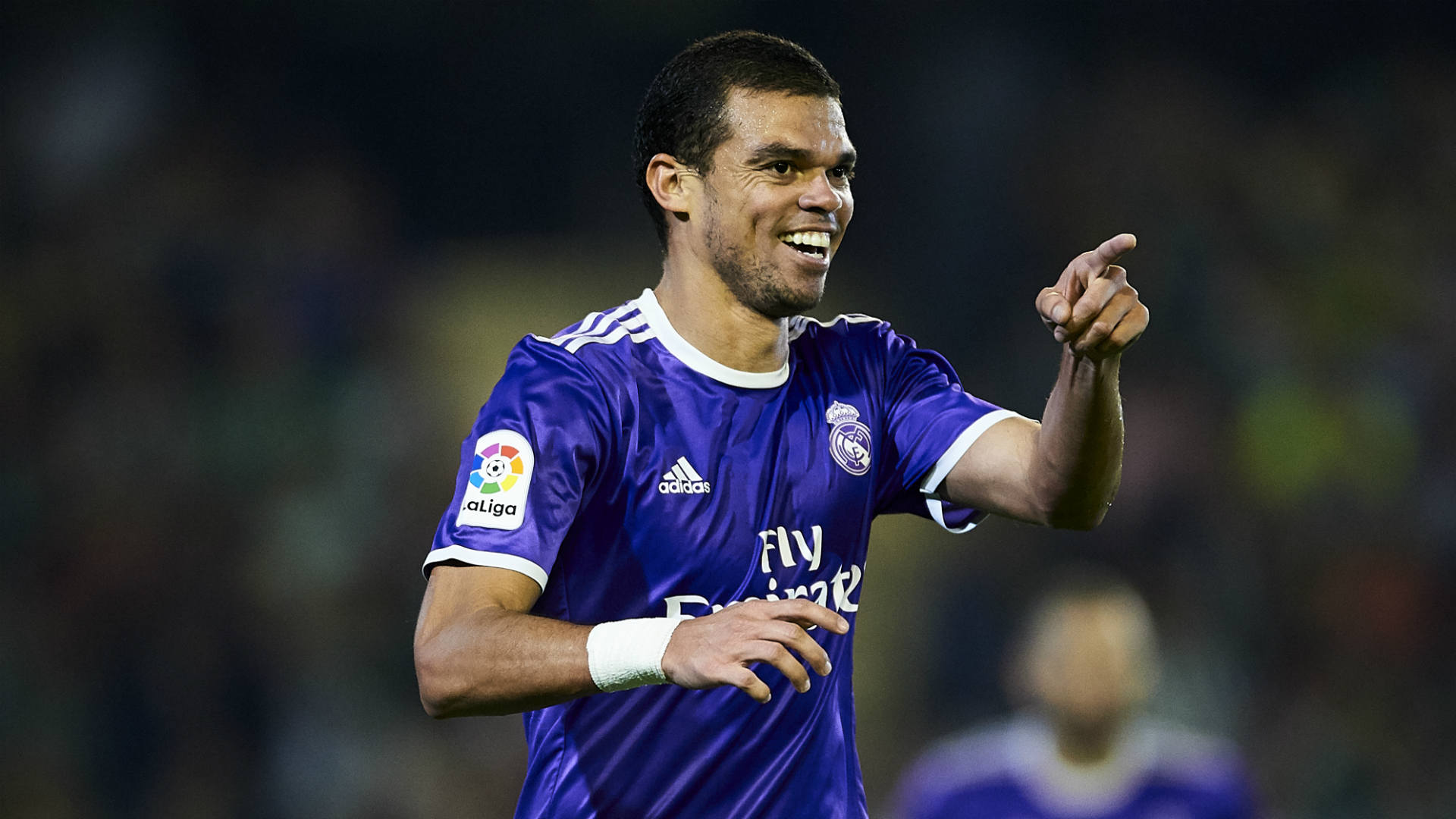 Pepe injury blow for Real Madrid