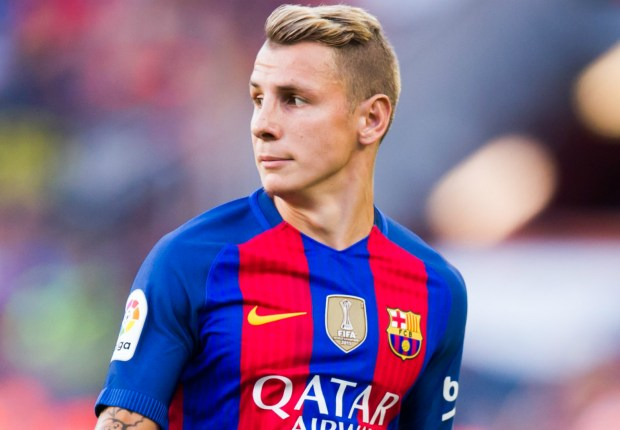 'Barcelona were better than Real Madrid last season' - Digne