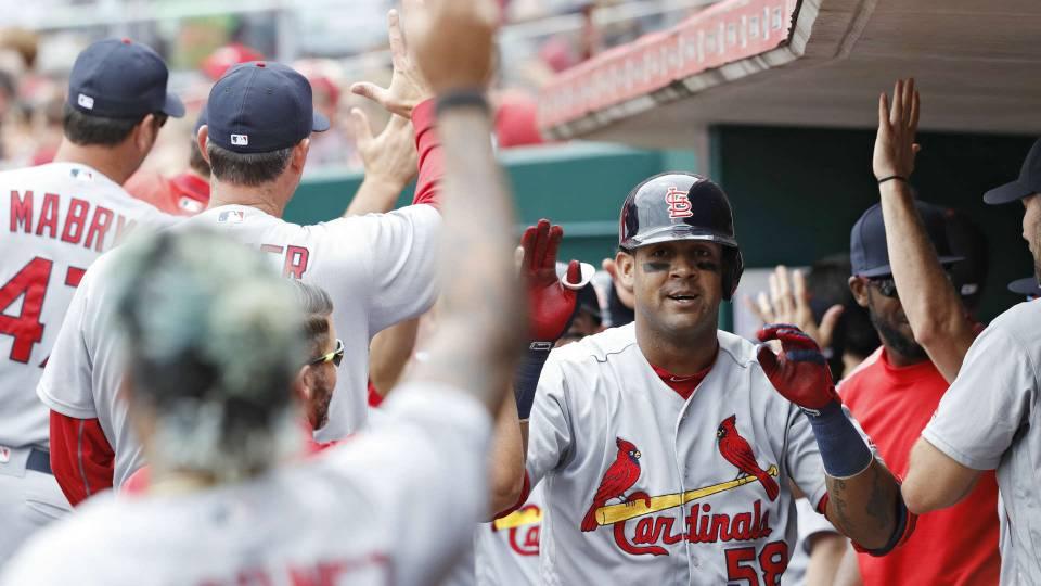 Cardinals' 9-run inning highlights offense-heavy day in ...