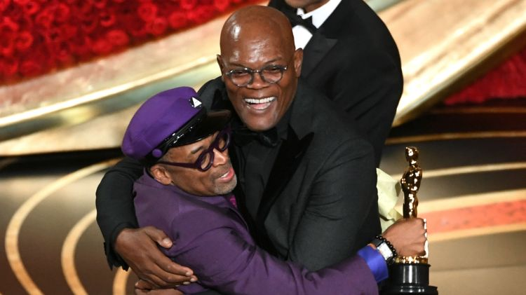 Image result for spike lee samuel l jackson