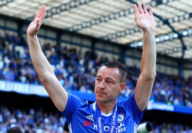 Chelsea to Aston Villa will not feel like a step down for Terry, claims Sherwood