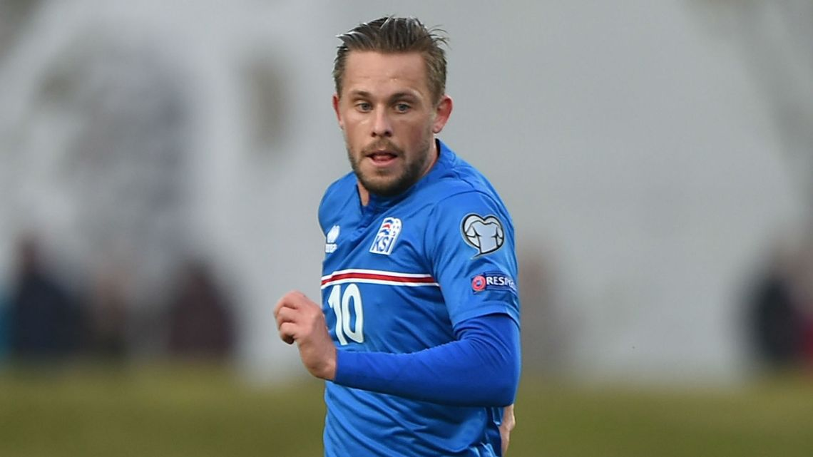 Image result for Gylfi Sigurdsson - iceland