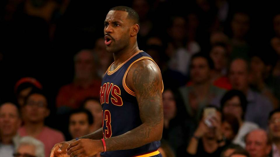 LeBron James calls out Cavs, says Warriors are 'more ...