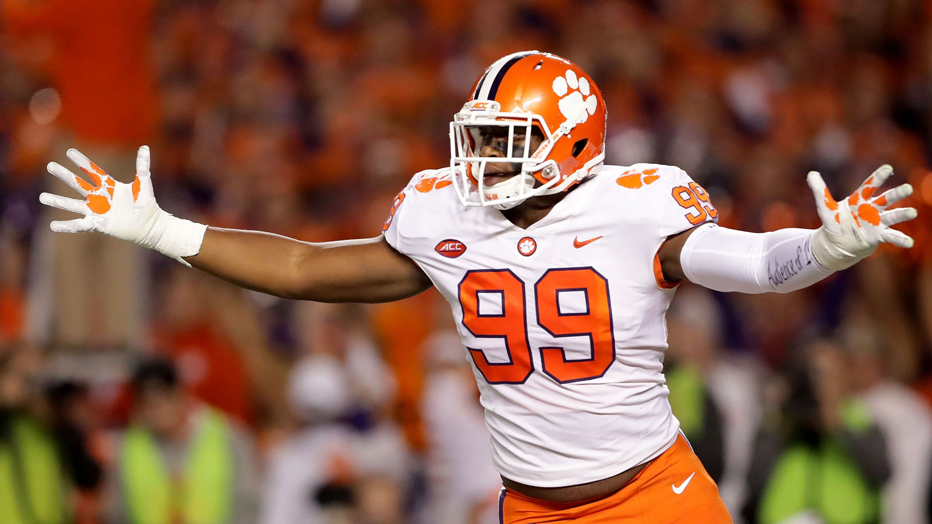 Dabo Swinney Reveals First Round Prospect Clelin Ferrell