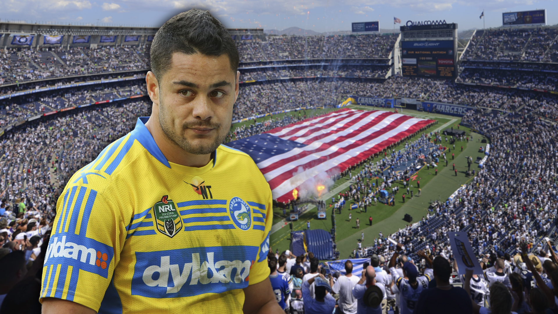 Former NRL Player Jarryd Hayne Has Stirred Up A 2000 Year Old Controversy And Angered Jewish Groups By Arguing That The Jews Were Responsible For Death