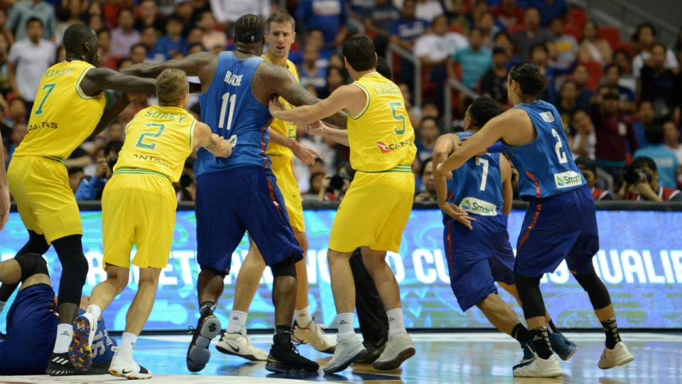 Boomers players outraged over racist allegations ...