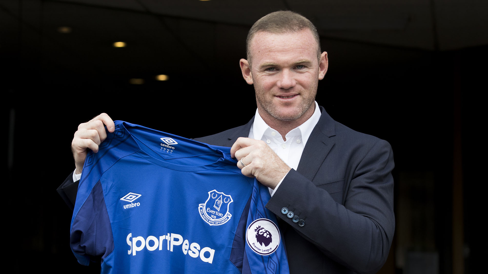 Image result for wayne rooney everton return 2017