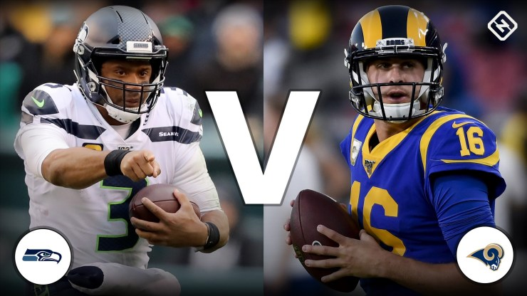 Seahawks vs. Rams: cuotas, predicciones, tendencias de apuestas para 'Sunday Night Football' 10