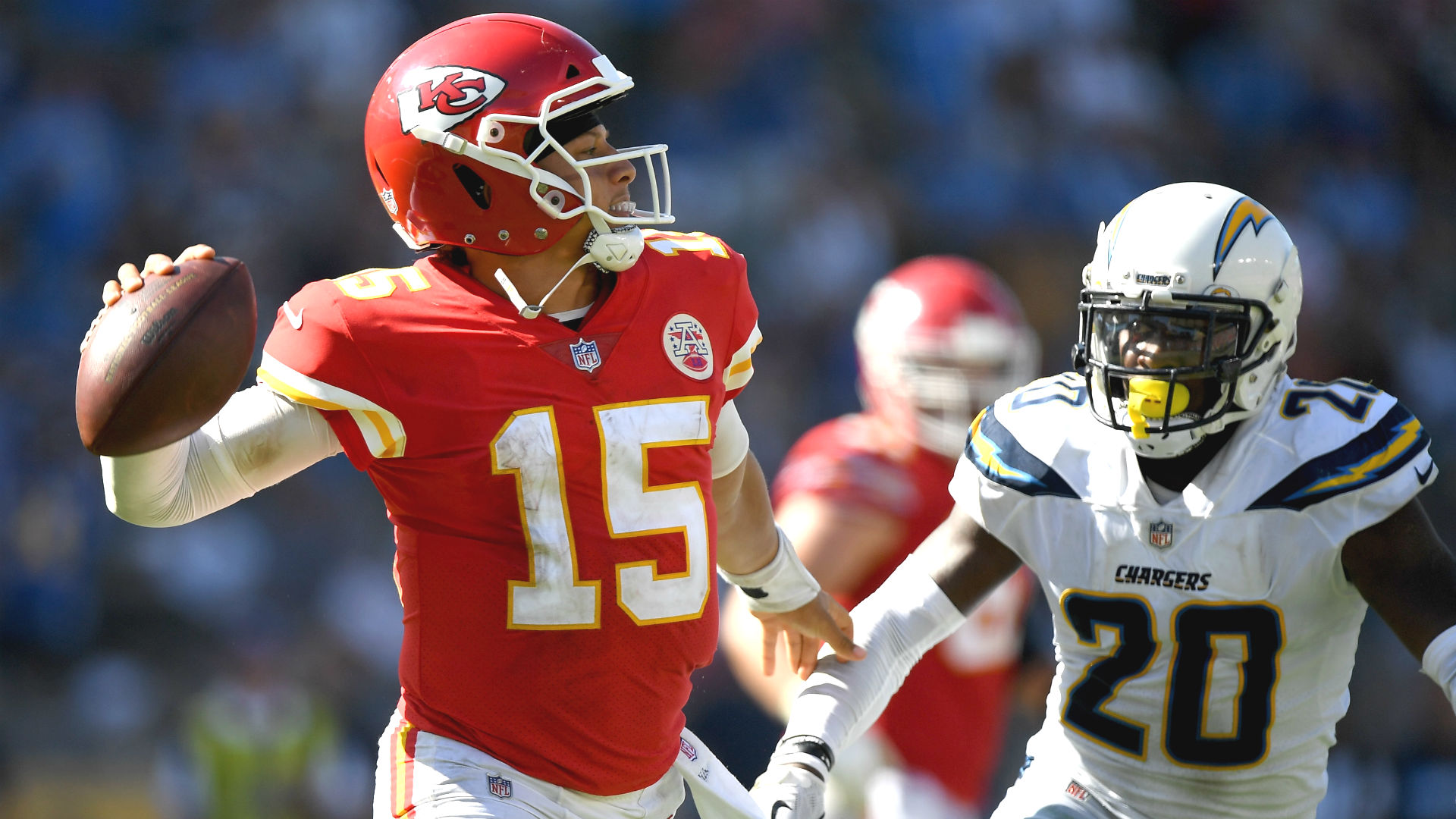 Image result for chiefs chargers