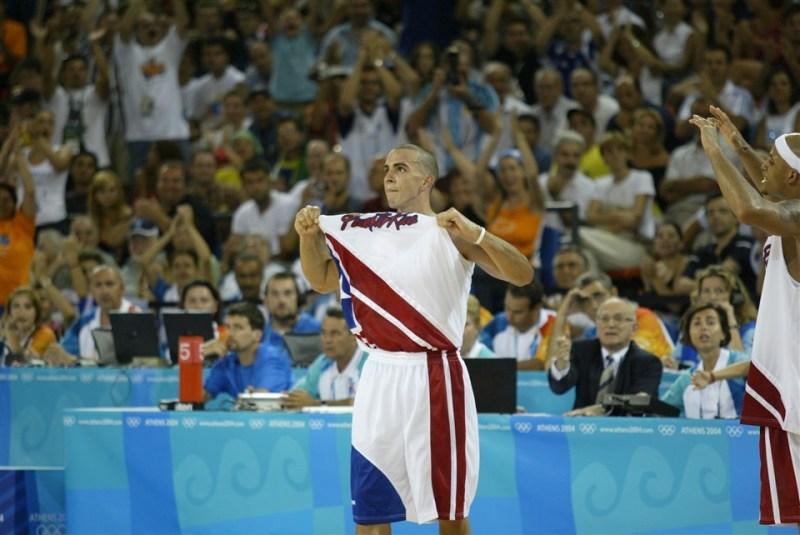 Carlos Arroyo FIBA Puerto Rico