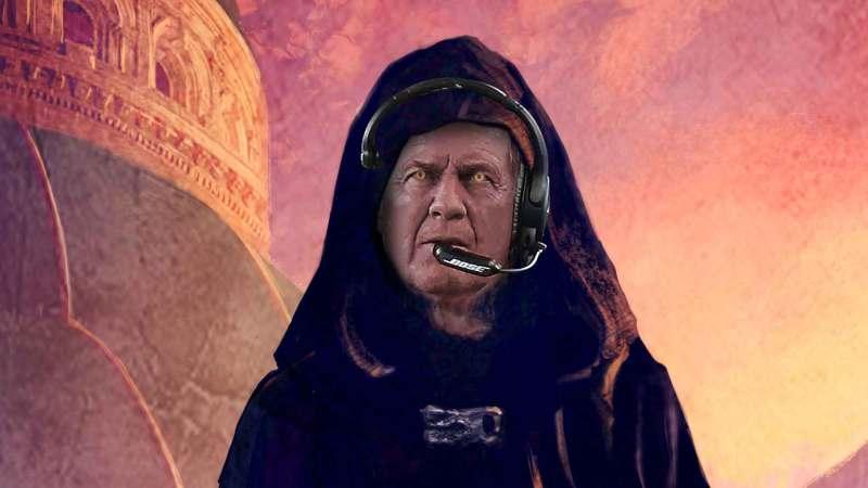 Image result for bill belichick star wars