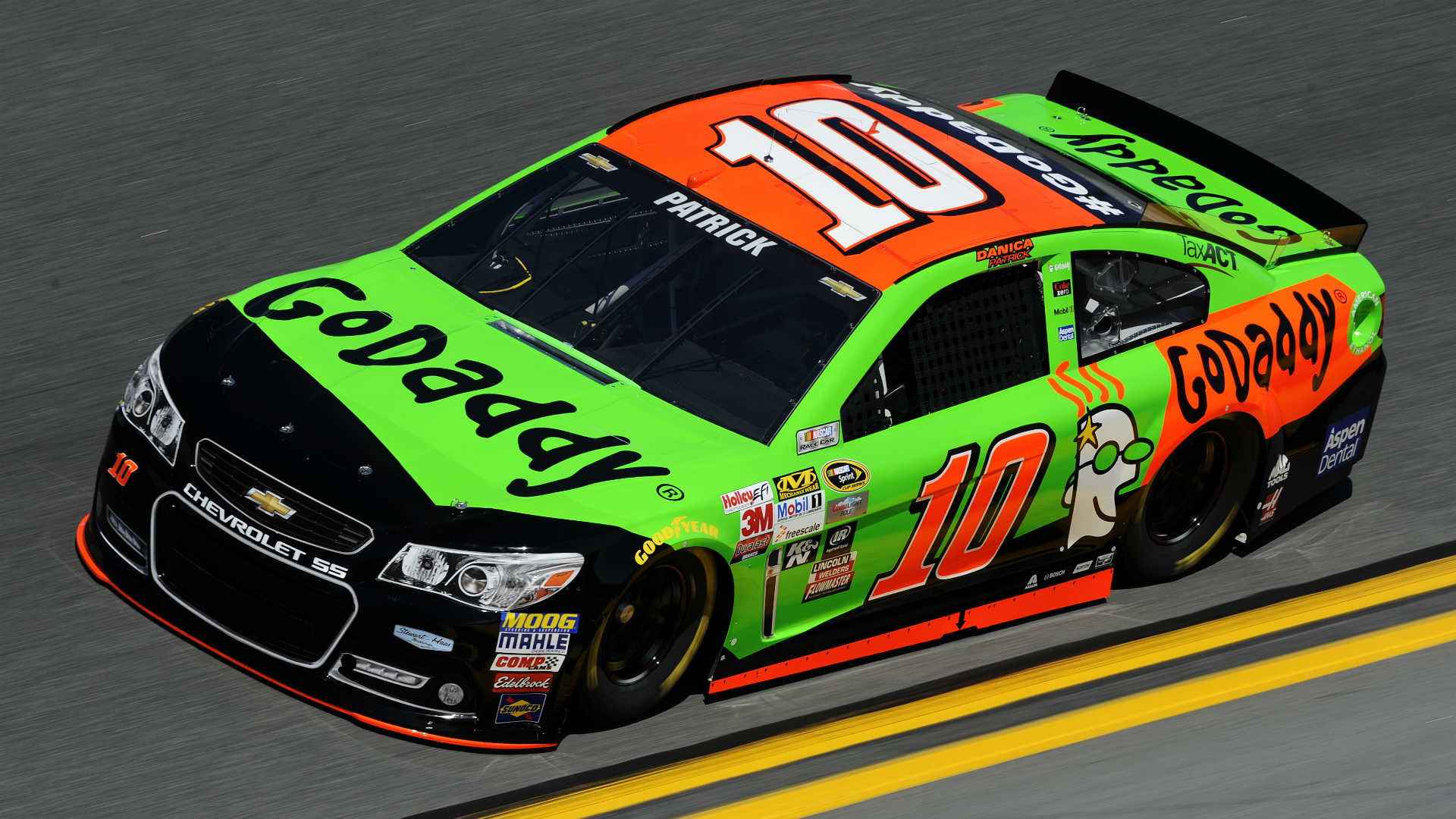 Danica Patrick, NASCAR, Stock Car Racing