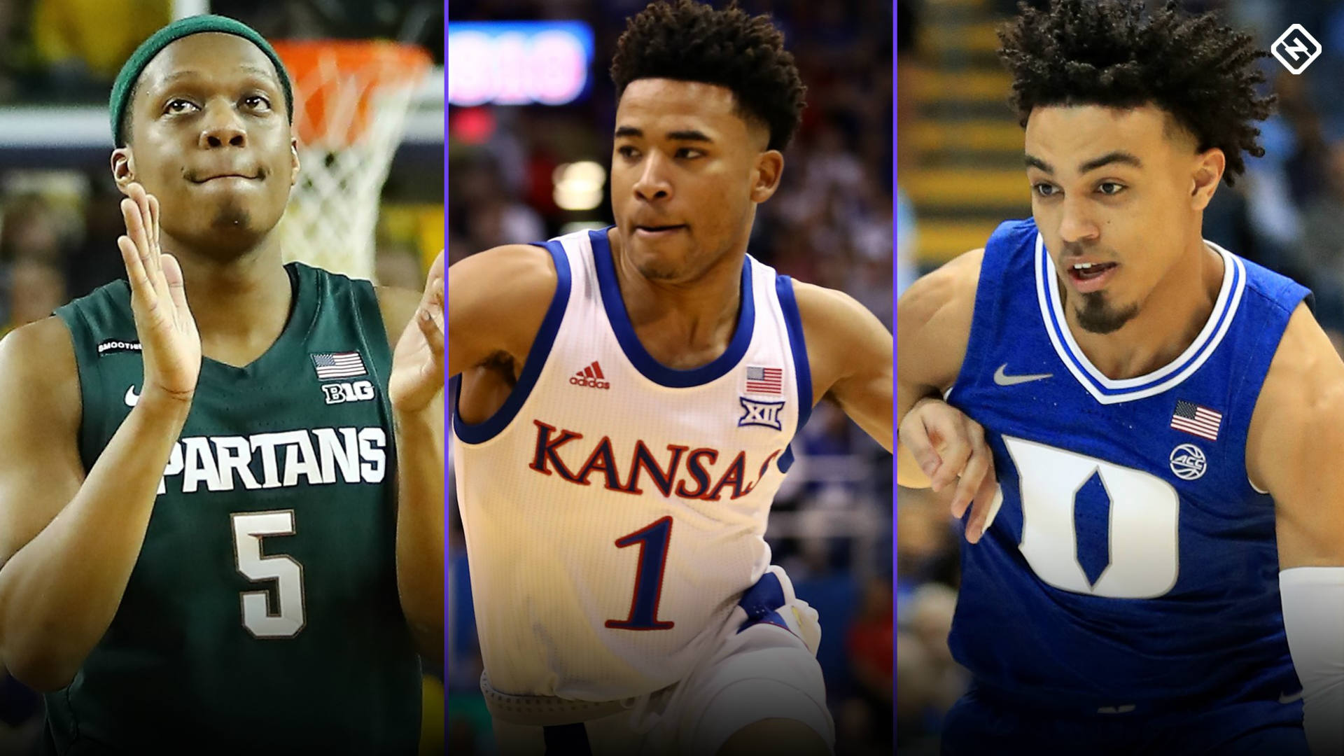 March Madness 2020: Predicting NCAA Tournament risers and fallers among top 16 seeds in bracket preview