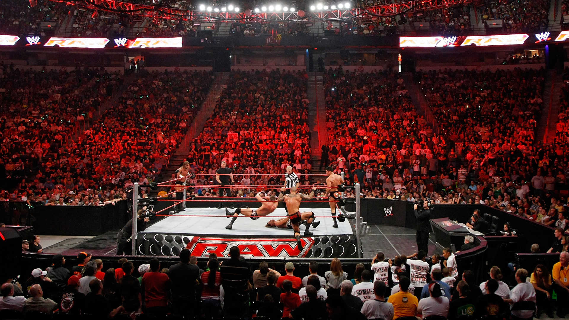 WWE shakes up announcer teams for Raw and Smackdown | WWE ...