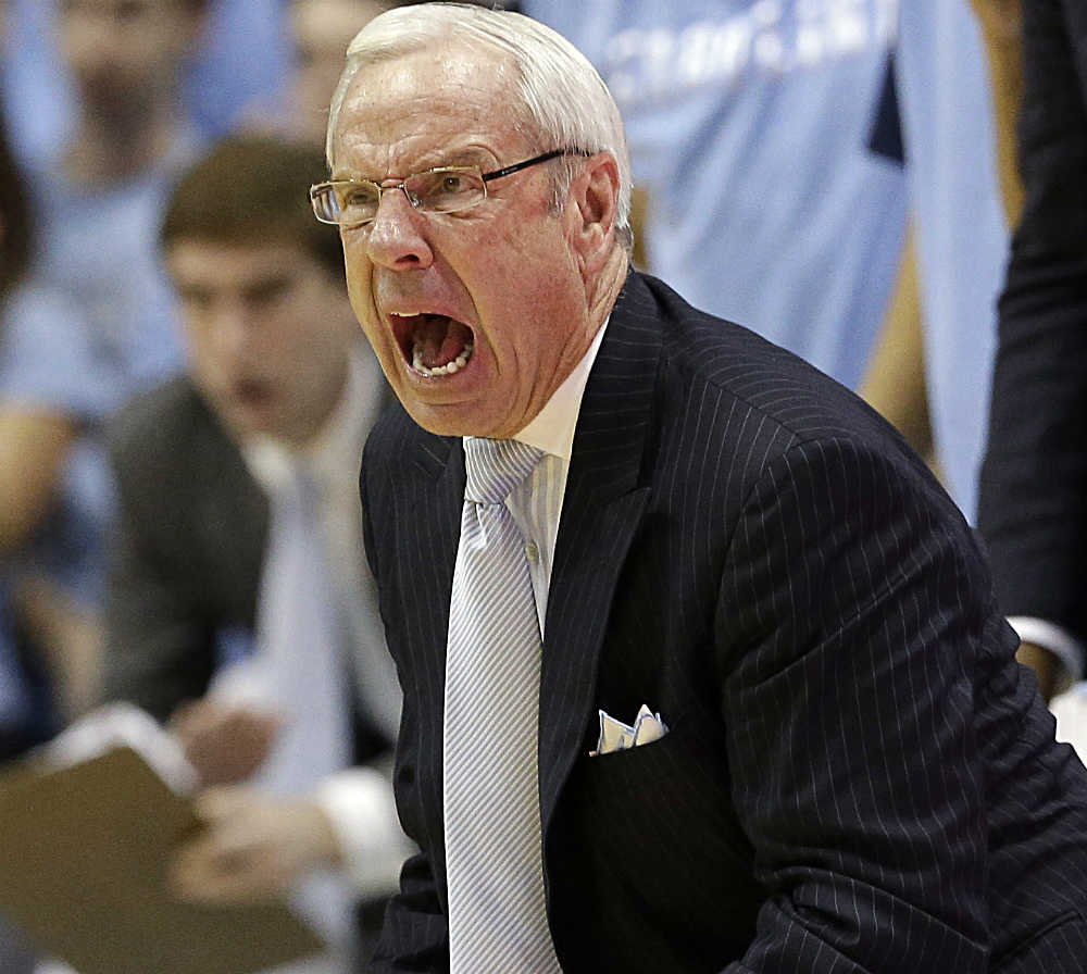 roy williams on importance of win over duke - 1000×896