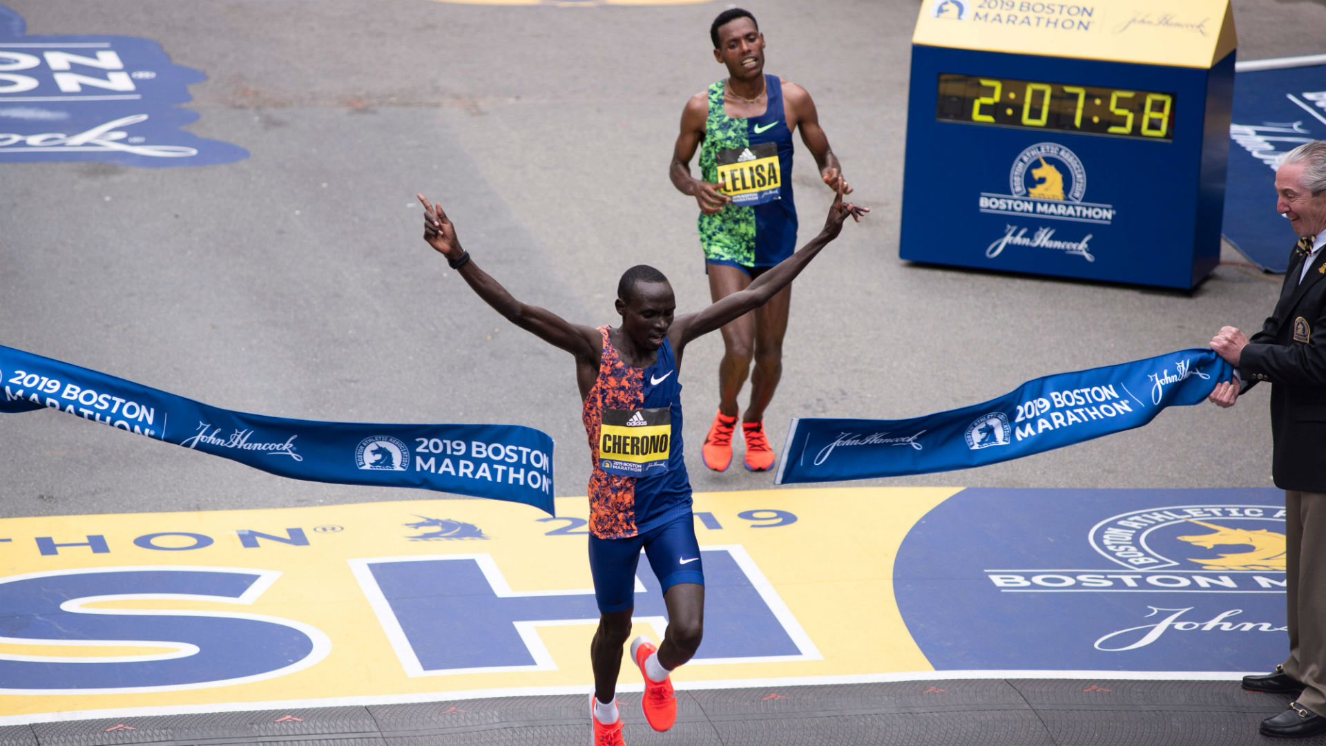 Boston Marathon Results Complete List Of 2019 Winners
