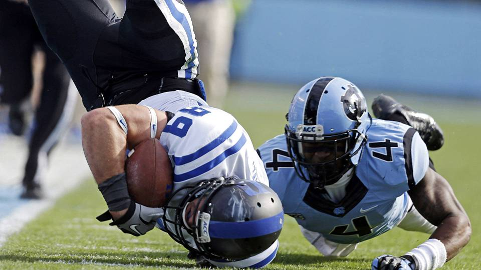 Duke-UNC rivalry game reportedly slated for Thursday ...