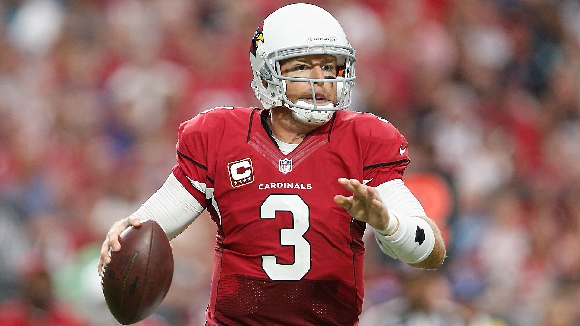 Carson Palmer Sharp In First Action Since ACL Injury NFL