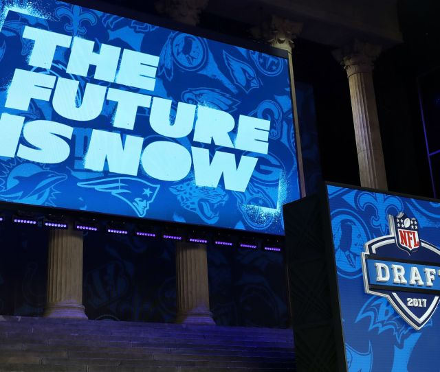 What Time Is The 2018 Nfl Draft Date Time Live Tv Coverage