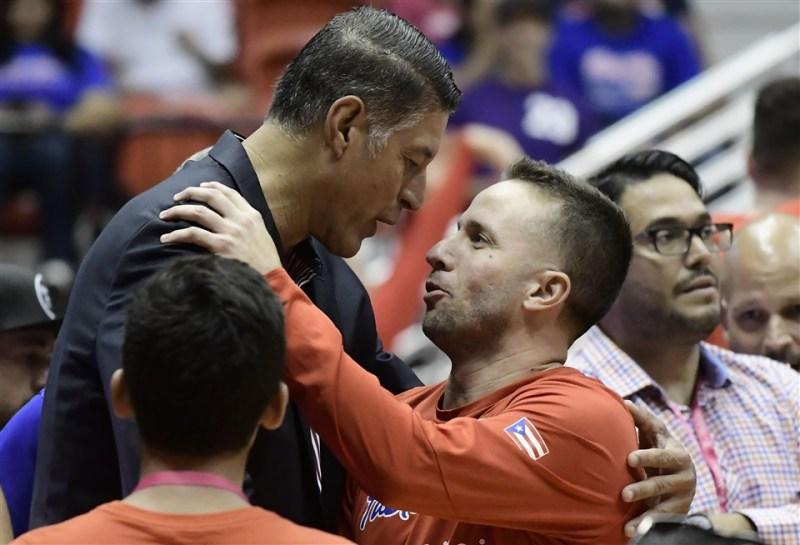 JJ Barea Puerto Rico FIBA