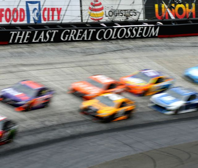 What Channel Is Nascar On Today Time Tv Schedule For Bristol Race