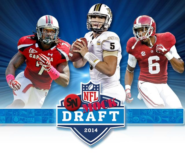 Nfl Draft 2014 Date Location Tv Players To Watch