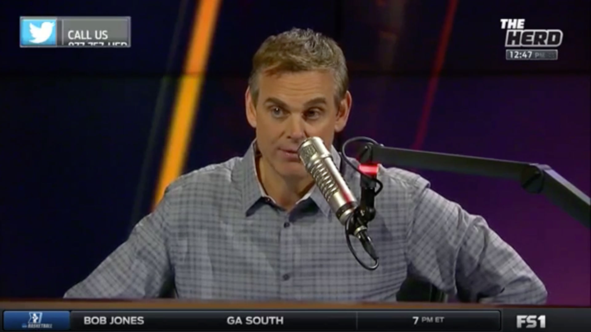 Colin Cowherd crushes SEC for 'living totally off ...