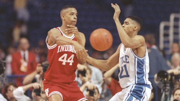 Image result for 1993 indiana hoosiers alan henderson