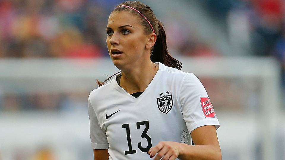 Women's soccer stars Alex Morgan, Abby Wambach poised to ...